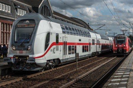 Kaum Preiserhöhungen, dafür neue Züge: Bravo, Bahn! © Deutsche Bahn