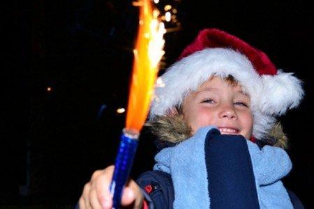 Feuerwerk und Knaller - aber sicher!