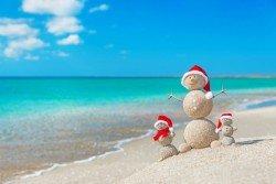 Winterurlaub am Strand - davon träumen viele Familien