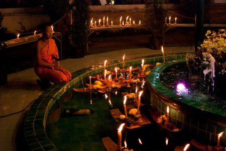 Silvester einmal ganz anders: in Thailand