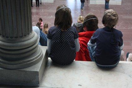 Museum macht auch Kindern Spaß © machiavel007 - Fotolia.com