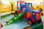 Kleinkinderspielbereich © Uwii
