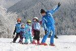 Skischule für die Kleinen © Familienhotel Sonnwies
