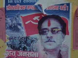 In Nepal gibt es immer noch Unruhen © Flickr/openDemocracy