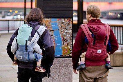 Wohin mit Baby reisen? © garryknight/Flickr