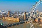 Wundervoller Ausblick auf London © britainimages