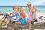 Urlaubsvergnügen mit kleinen Kindern und Babys © MOHI Travel