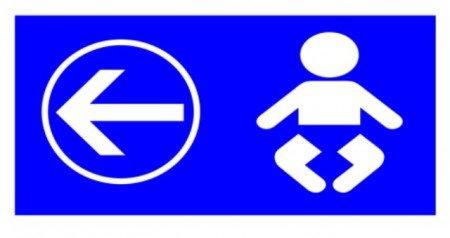 Wickeln unterwegs ist nicht überall komfortabel möglich © Hugh O'Neill - Fotolia.com