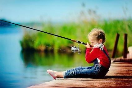 Wald und Wasser sind ein Freizeitparadies für Familien © fotoskaz - Fotolia.com