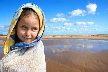 Sand gibt es auf Amrum zur Genüge.