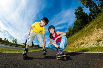 Sport frei! Das macht Kindern in jedem Alter Spaß © Jacek Chabraszewski - Fotolia.com