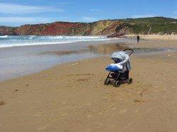 Surfen am Praia do Amado