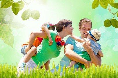 Ein gemeinsamer Urlaub tut Familien gut
