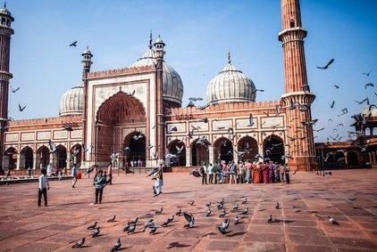 Islamische Länder sind faszinierende Reiseziele für Familien