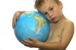 Kleine Kinder sind bei einer hohen Ozonkonzentration sehr gefährdet