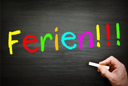 Schulferien bedeuten für Eltern oft Stress © Marco2811 - Fotolia.com