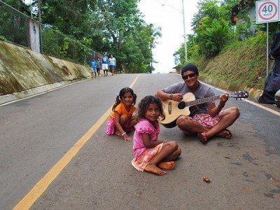 Zeit für Kinder und Musik - so lässt es sich leben © Lars Lilienthal