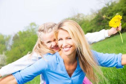 Mit der richtigen Planung haben Ein-Eltern-Familien im Urlaub viel Spaß