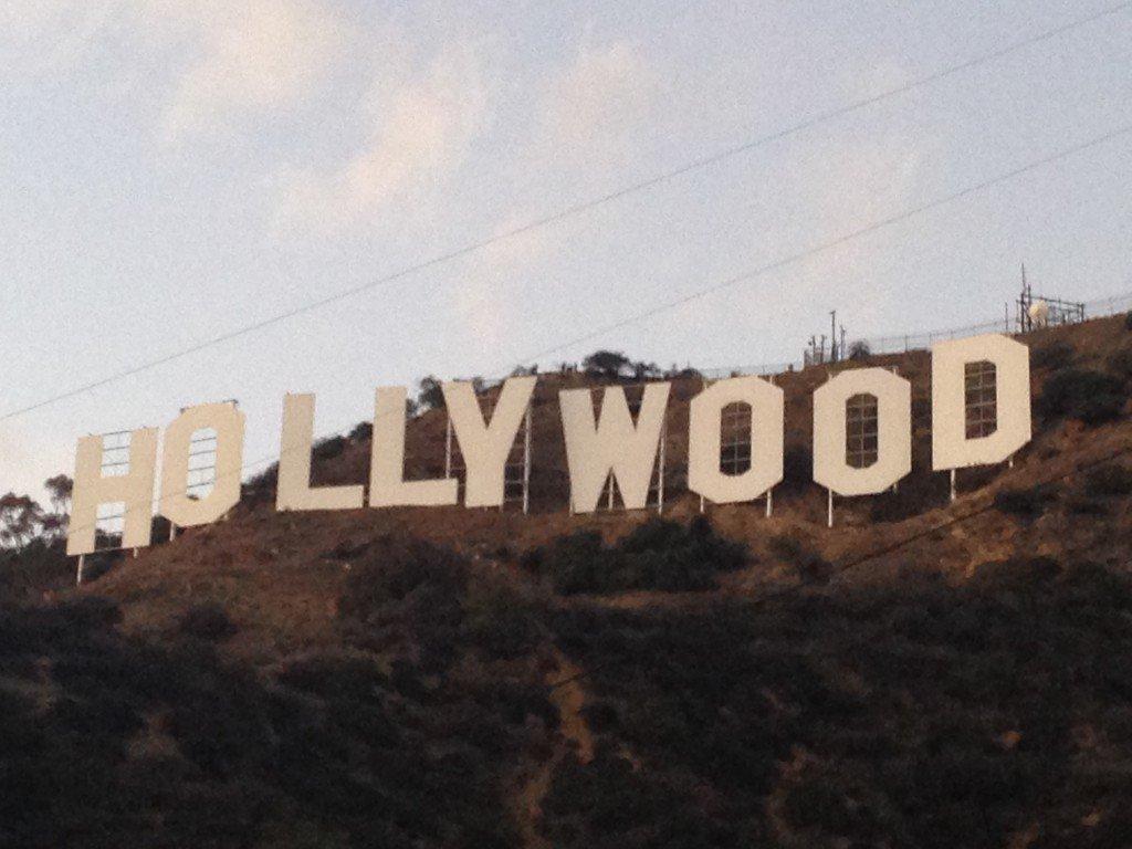 Hollywood Sign © Mit Kinderaugen