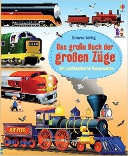 Das große Buch der großen Züge