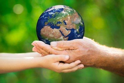 Nachhaltig reisen, unseren Kindern zuliebe