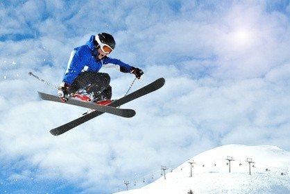 Wintersport macht Kindern Spaß, aber jedes Jahr eine neue Ausrüstung ist teuer