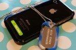 Auch das Handy wird markiert © Gutmarkiert