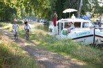 Naturerlebnisse entlang des Canal du Midi © Locaboat Holidays