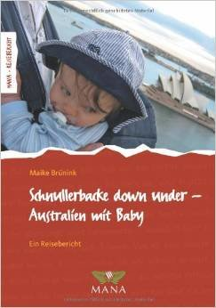 "Maike Brünink ""Schnullerbacke down under"" © Amazon.de"