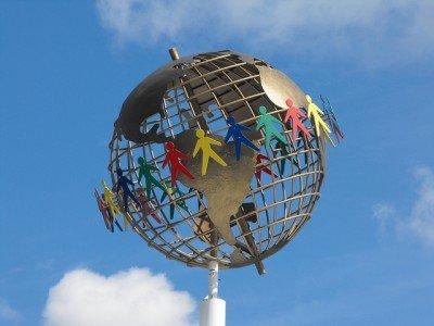 Einmal um die ganze Welt... und wohin reist ihr?