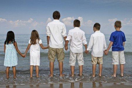 Allein unterwegs mit mehreren Kindern - eine Herausforderung