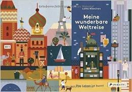 Meine wunderbare Weltreise © Amazon.de