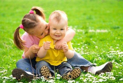 Zu Hause ist es am schönsten - jedenfalls für kleine Kinder