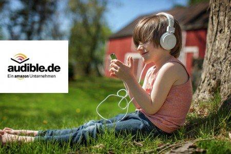 Ob auf Reisen oder im heimischen Garten - ein Hörbuch begeistert überall