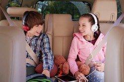 Mit einem Hörspiel unterwegs wird die Autofahrt zum Abenteuer