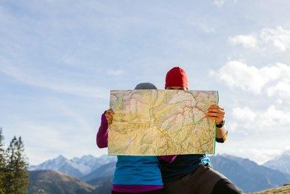 Die ideale Wanderroute für Familien ist nicht leicht gefunden © blas - Fotolia.com