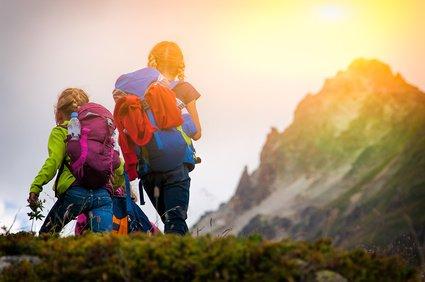Eine wunderschöne Wanderung für Kinder und Eltern © romurundi - Fotolia.com