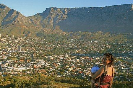 Kapstadt eignet sich gut für einen längeren Aufenthalt mit Kindern