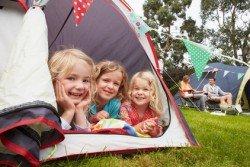 Ein Zelt für die ganze Familie - so findet ihr das richtige