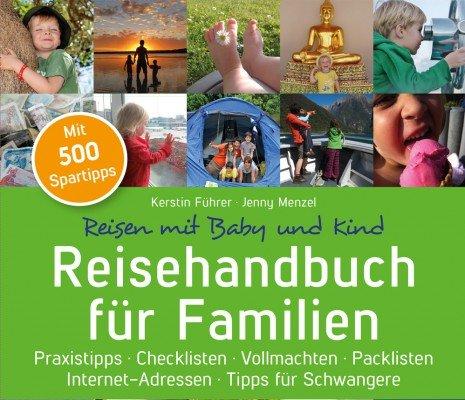 Reisehandbuch für Familien (Bildausschnitt)