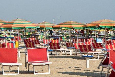 Strandvergnügen? Als Sardine vielleicht © Flickr/Sharon Mollerus