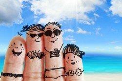 Pauschalreisen für Familien sind besser als ihr Ruf