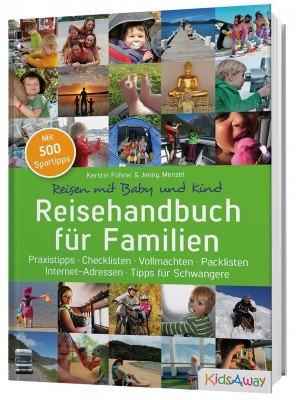 Reisehandbuch für Familien