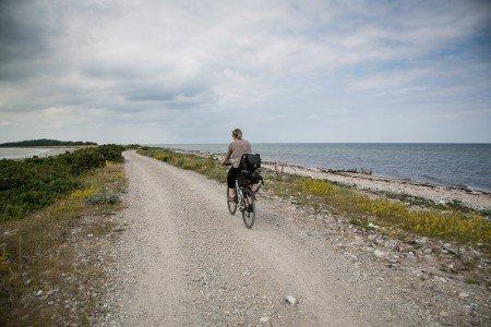 Eine Fahrradtour im 7. Schwangerschaftsmonat? Klar, wenn es euch Spaß macht! © David Gebhardt