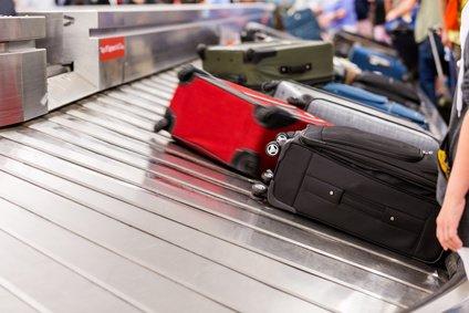 Beim Gepäcktransport muss ein Kindersitz supergut verpackt werden