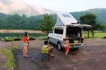 Unser Wohnmobil von JapanCampers.com © Weltwunderer