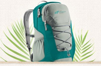 Limited Edition - For Family Reisen - Deuter Rucksack © For Family Reisen