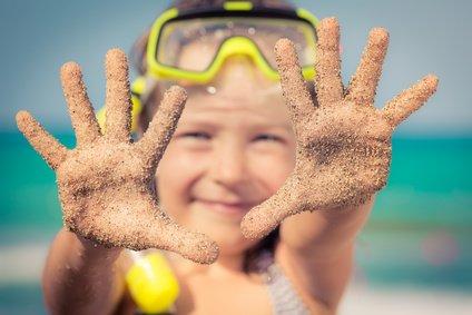 Urlaub macht glücklich! Und zwar Eltern und Kinder © Sunny studio - Fotolia.com