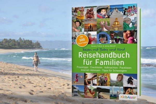 Geschenktipp Reisehandbuch für Familien