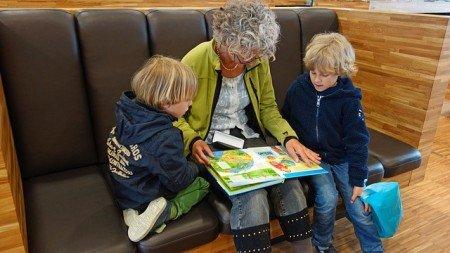 Von Reisen mit den Großeltern können alle Generationen profitieren